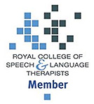 the royal college of speech therapists logo
